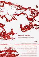 Richard Müller: Flyer Où Marseille