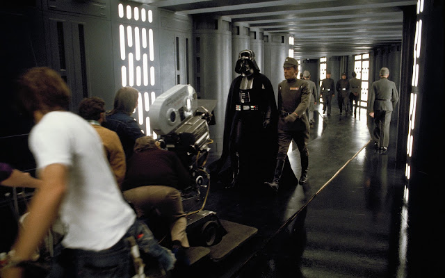 Star wars rumour episode vii stage ready in six weeks
