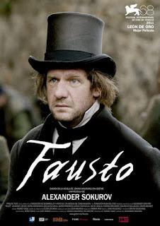 """Pôster do filme """"Fausto"""", de 2011"""
