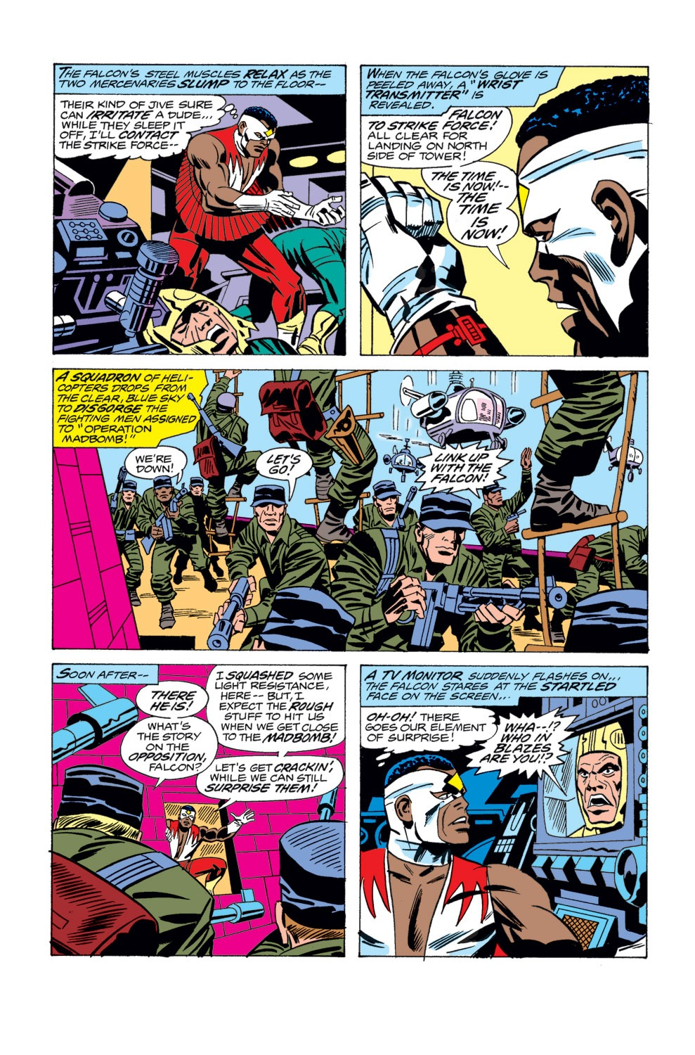 Captain America (1968) Issue #200 #114 - English 9