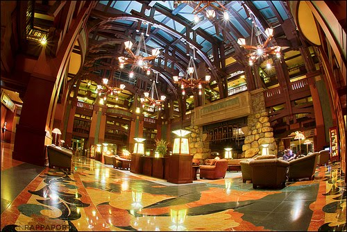 Is The Disney Grand Californian Resort In Disneyland For