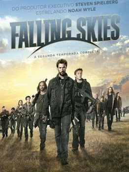 Download - Falling Skies 2º Temporada DVDRip AVi Dual Áudio + RMVB Dublado