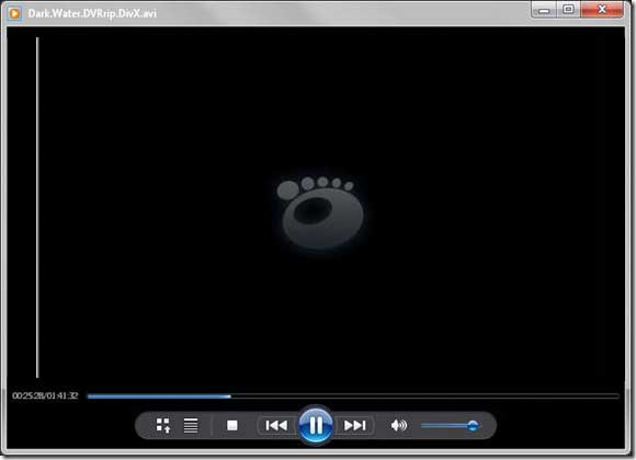 Windows Media Player skin gom player