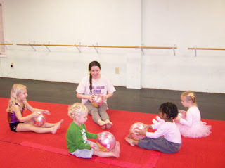 matthews nc rhythmic gymnastics classes
