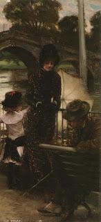 artist James Jacques Joseph Tissot