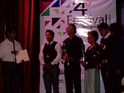 Pianistas de Pátzcuaro reciben reconocimiento en el 4° Festival de Piano de Pátzcuaro