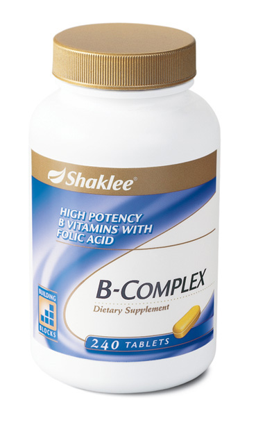 B complex without folic acid