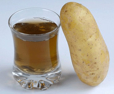 Sok od krompira