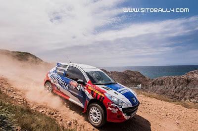 Rallysprint Santillana de el Mar 2015(Cantabria)