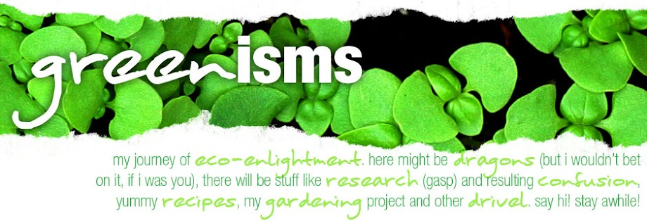 greenisms