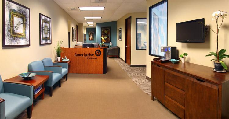 Ameriprise Office Design Art Installation