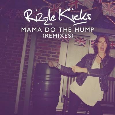 rizzle kicks mama do the hump album cover
