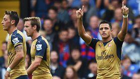 Crystal Palace vs Arsenal 1-2 Video Gol