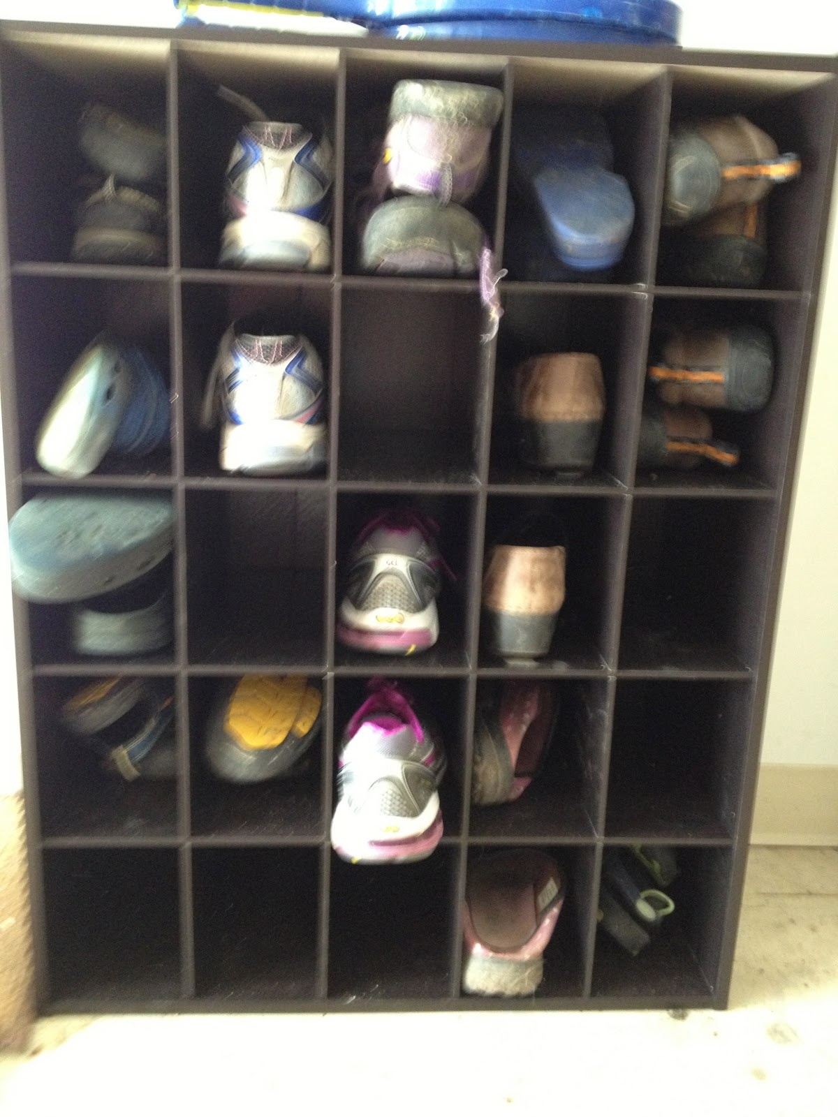 How To Organize Your Home And All Your Shoes With ClosetMaid 25 Shoe Storage