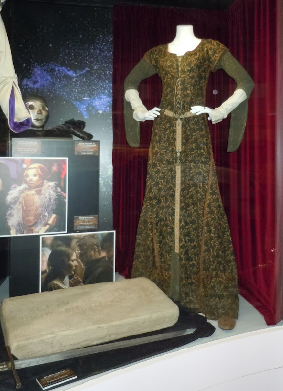 Robin Hood movie exhibit