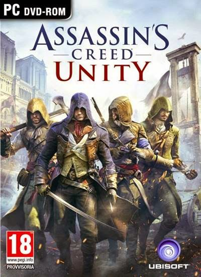 Download Assassin's Creed Unity PC Game + Crack Torrent
