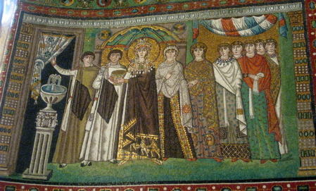 empress theodora eulogy Emperor justinian, c482-565: justinian  theodora justinian had the good sense to select the most able generals and under narses and belisarius his reign.