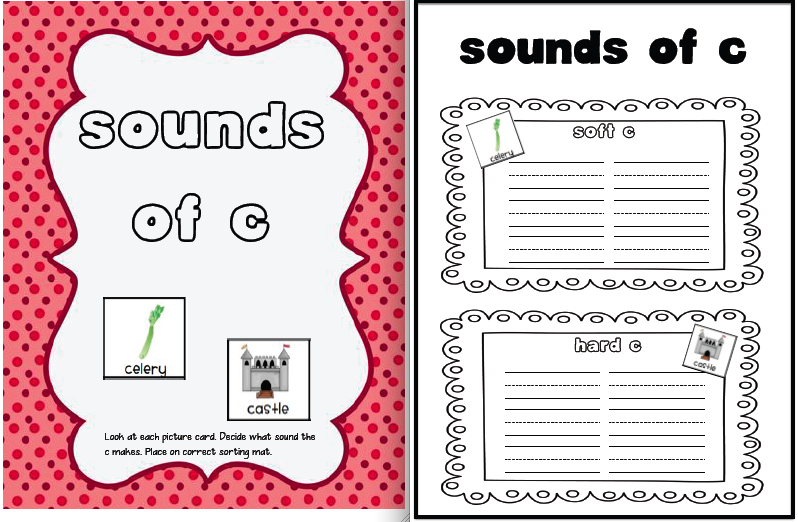 All Worksheets Hard And Soft C Worksheets Free Free Printable – Hard and Soft C Worksheets