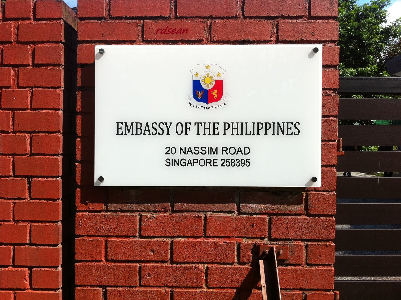 The chronicles of ardee the philippines embassy to singapore i woke up as early as six thirty in the morning because i want to accomplish my owwa membership and oec within the day or if possible in the smallest stopboris Images