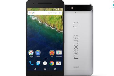 Nuevos Nexus 5X y 6P presentados por Google