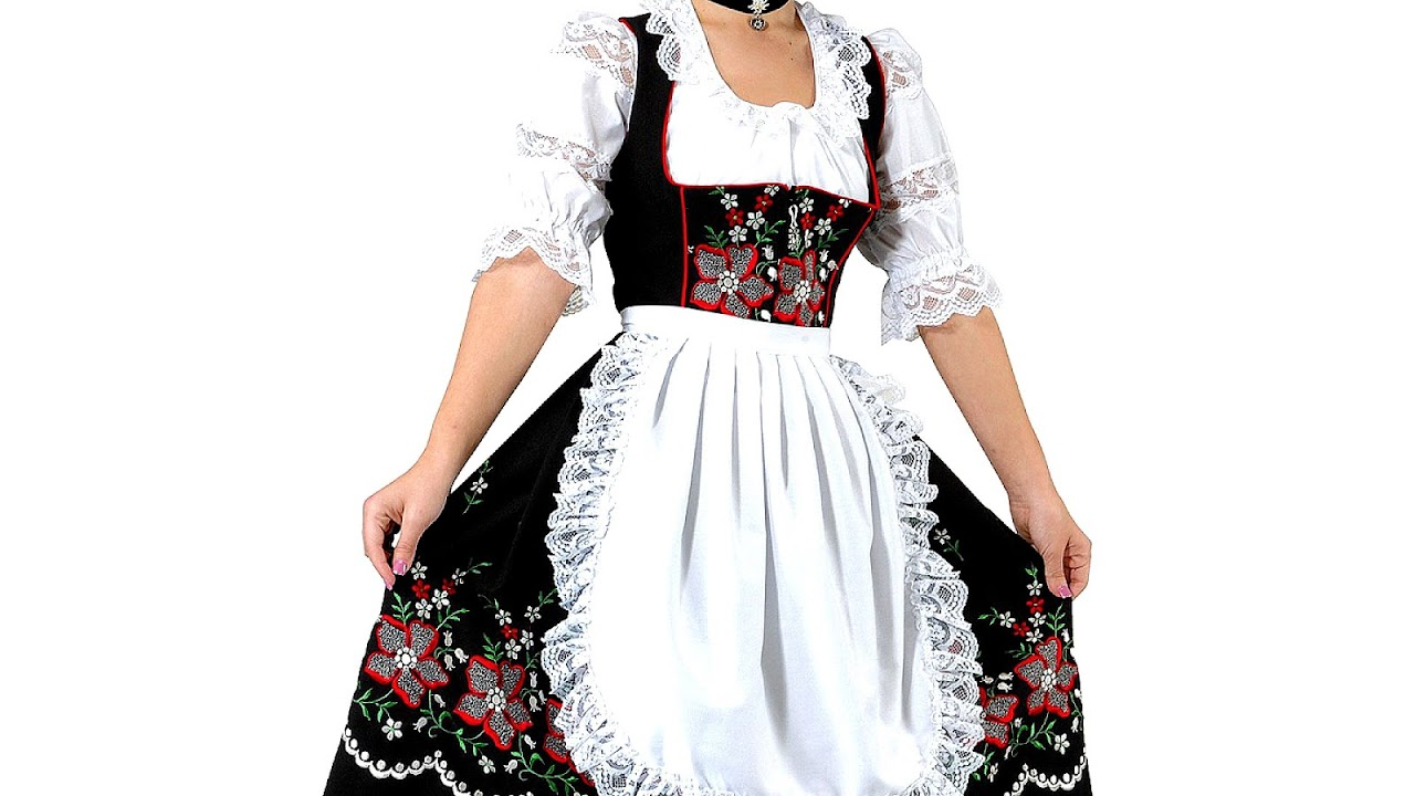 Dirndl - German Dress Dirndl