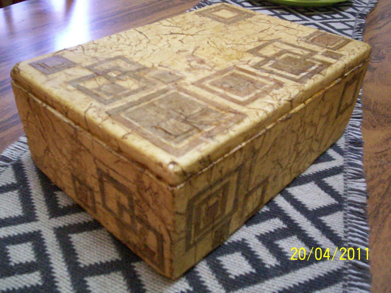 Reciclados rapiditos cajas para regalos - Cajas de decoracion ...