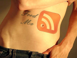 blogger tattoo