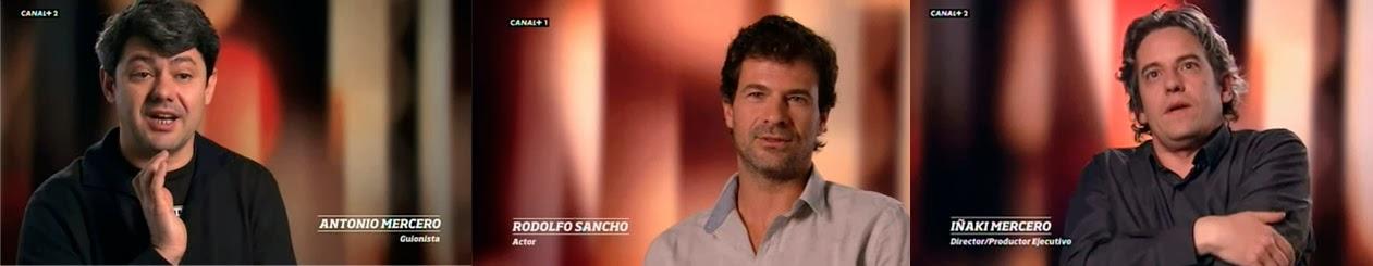 Los hijos de Antonio Mercero y Sancho Gracia hablan de la experiencia de sus padres en la televisión