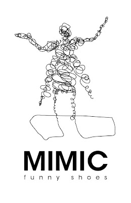 wire sculpture on mimic movie poster