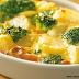 Recette de gratin aux brocolis et pommes de terre |<br>Broccoli and potatoes gratin recipe