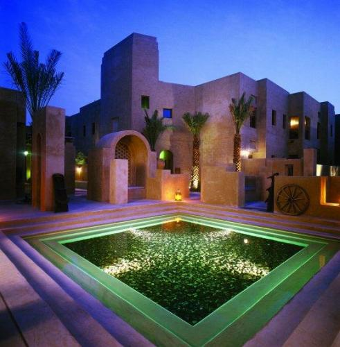 Exclusive Hotel In Dubai: The Famous Hotels In Dubai: Bab Al Shams Desert Resort & Spa