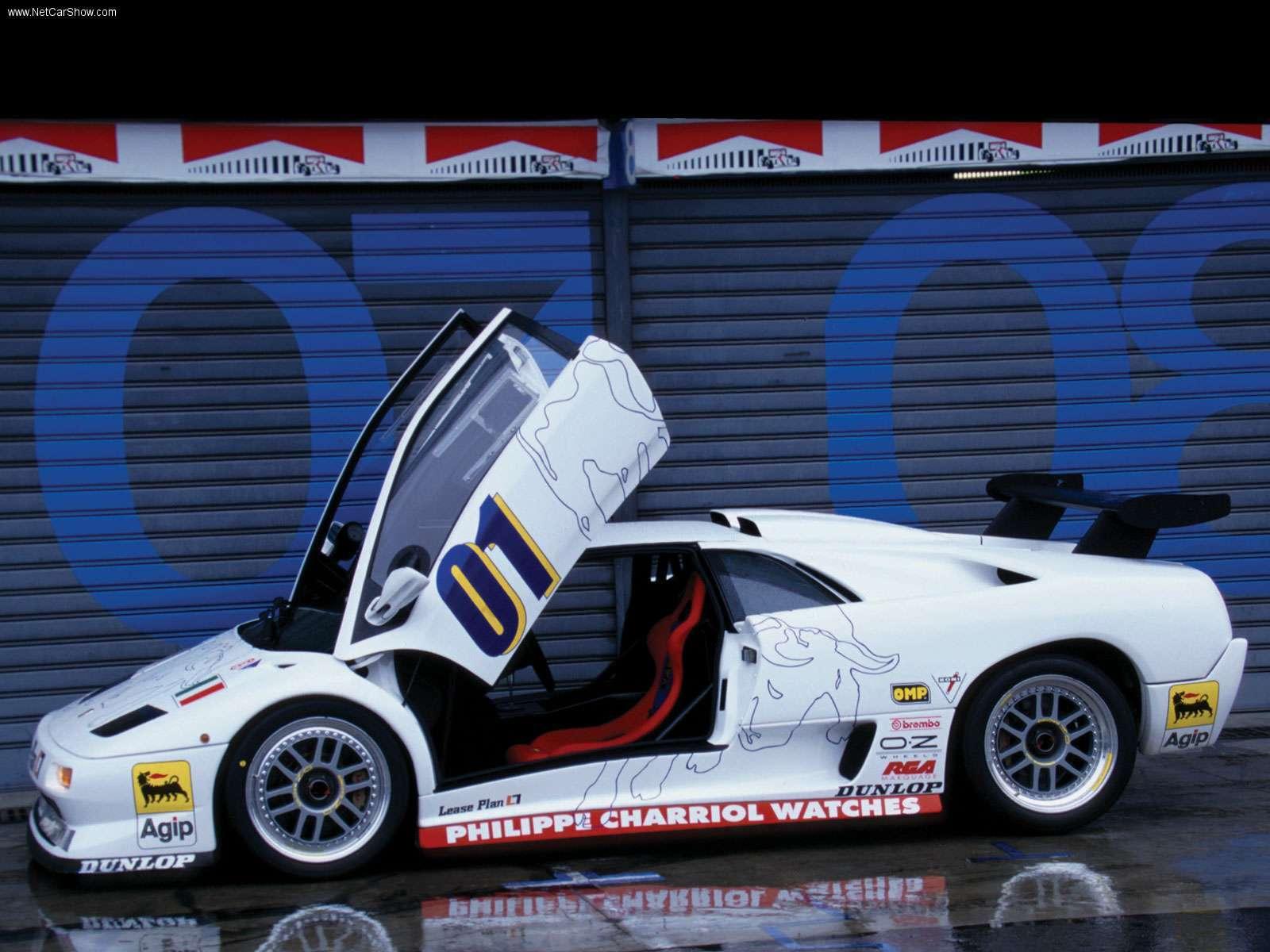 Hình ảnh siêu xe Lamborghini Diablo SVR 1996 & nội ngoại thất
