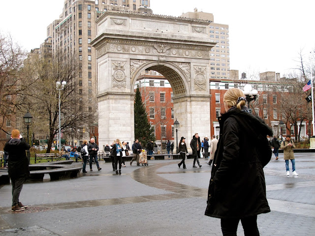 Washington Square Park Things To Do in New York