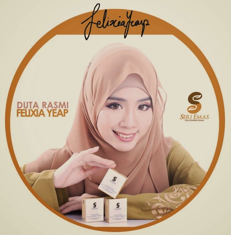 Review : Sabun Seri Emas
