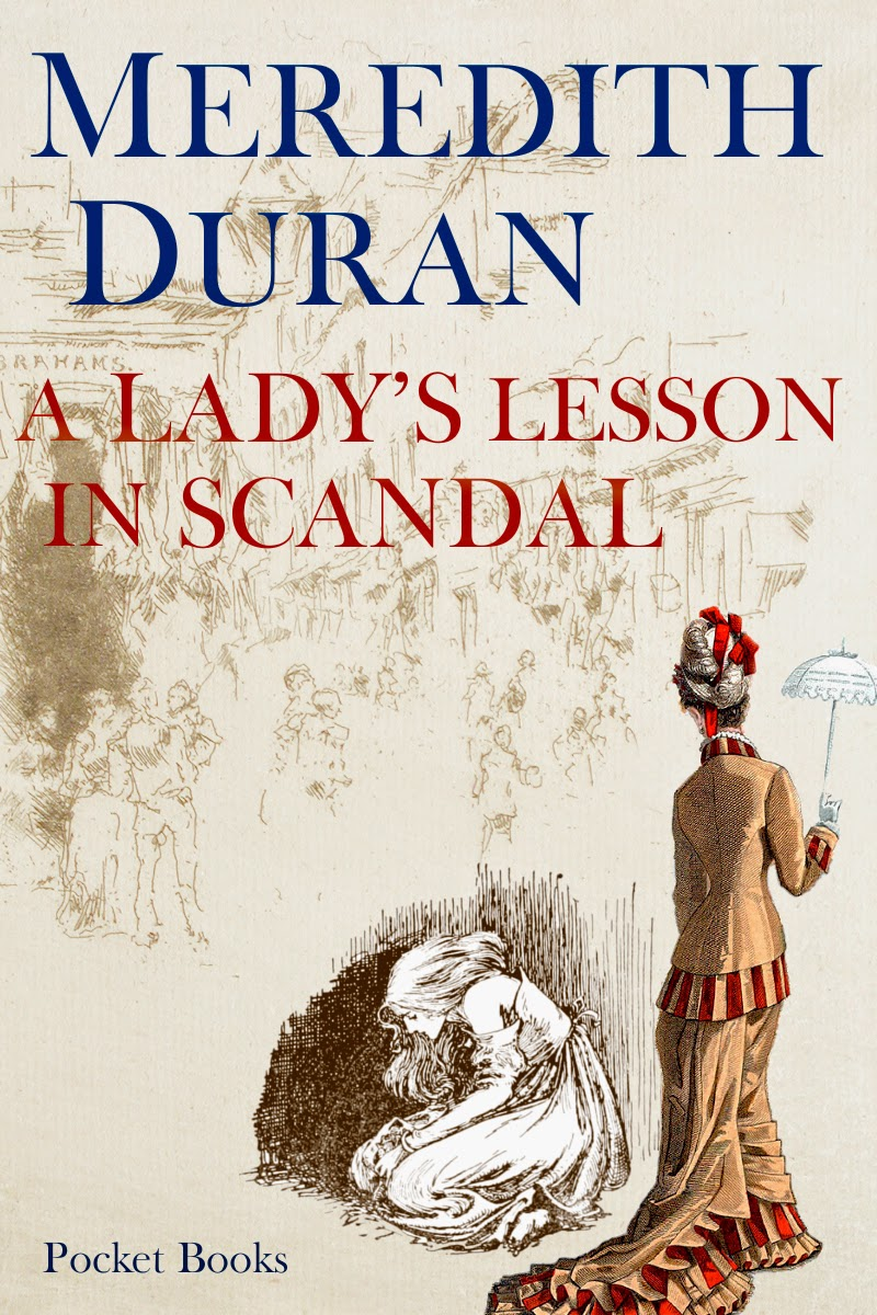 Meredith Duran, A Lady's Lesson in Scandal