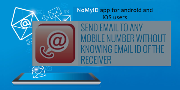 NoMyID App for Android and iOS Users
