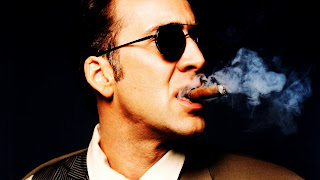 Nicolas Cages in Classic Model Sunglasses HD Wallpaper