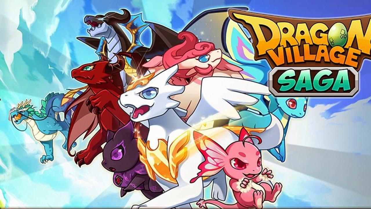 DragonVillage Saga Gameplay IOS / Android