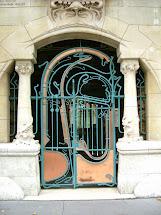 Dise Interior Art Nouveau