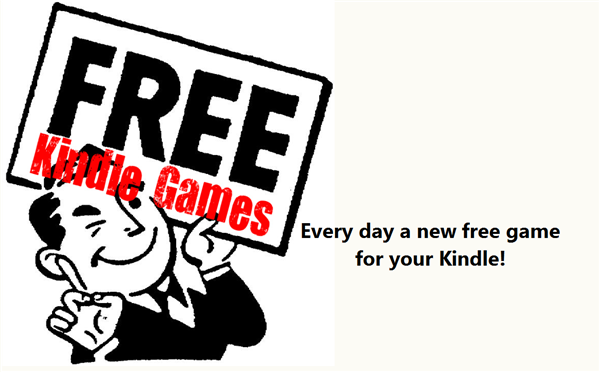 Free Games For Your Kindle