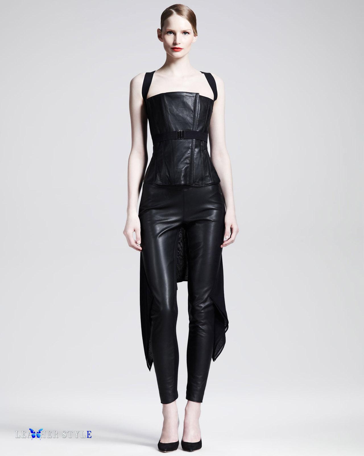 Leather Style Latex Couture Vinyl Fashion Designers Photographers Models Magazines