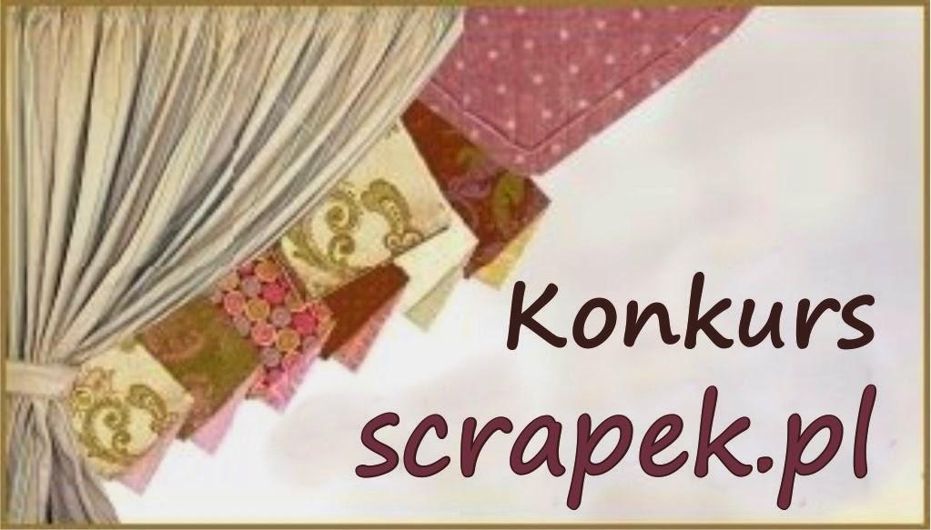 Konkurs Scrapek.pl