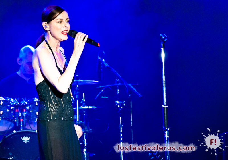 Andorra Red Music 2014: Lisa Stansfield