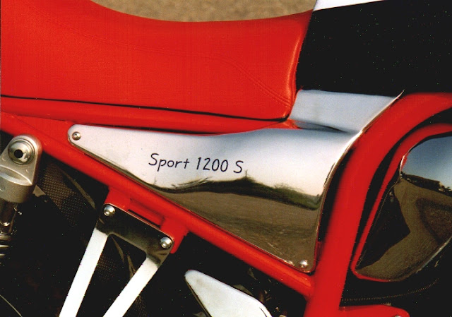Magni Suzuki Sport 1200 S