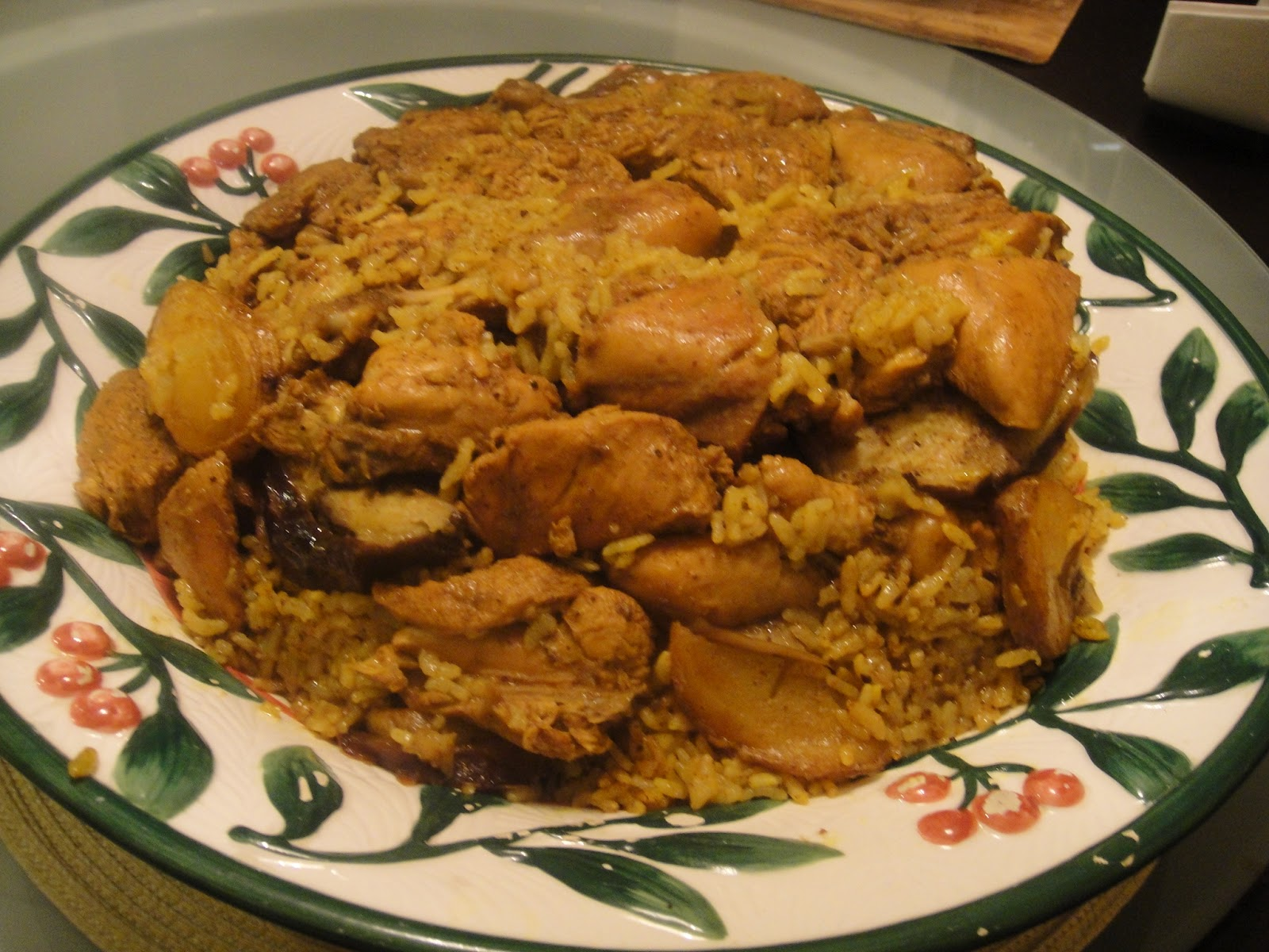 Mamas secret recipes chicken maqlooba chicken maqlooba forumfinder Choice Image