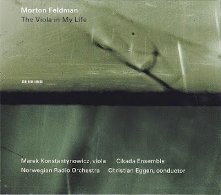 Morton Feldman, The Viola in My Life, ECM