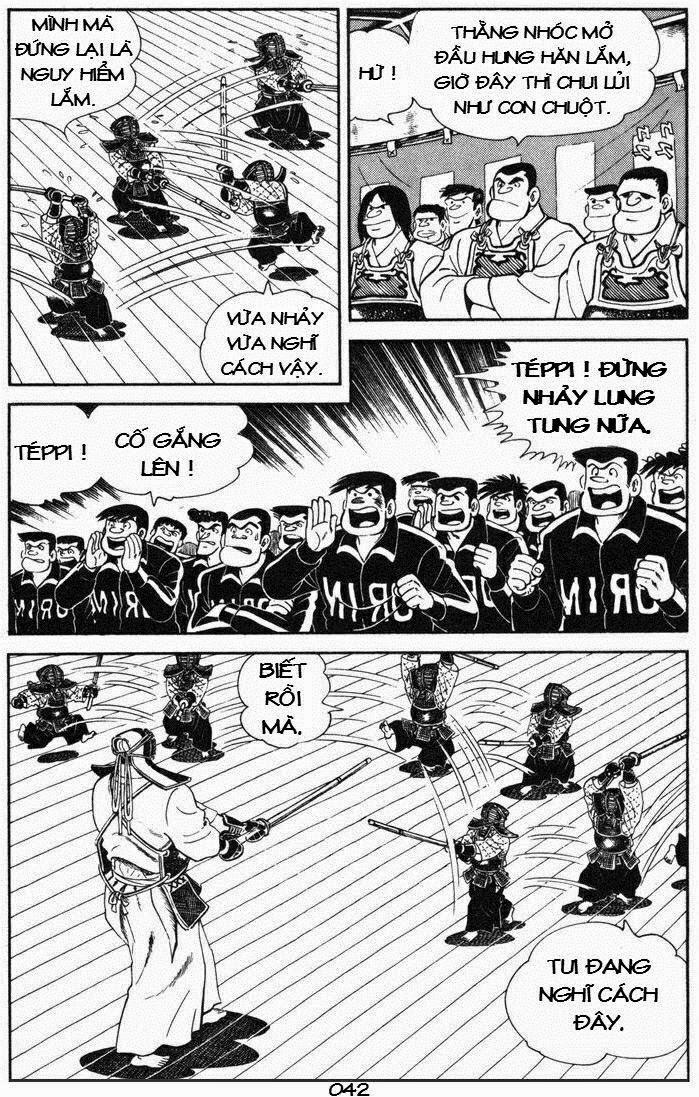 Siêu quậy Teppi chap 54 - Trang 2