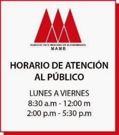 HORARIO DE ATENCIÓN AL PÚBLICO
