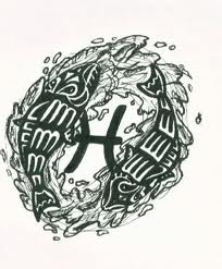 Zodiac Tattoo Designs With Image Zodiac Symbol Picture Tribal Pisces Tattoo 4