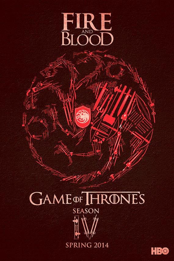 Game of Thrones: 4ª temporada Ep01 Torrent Dual Áudio HD 720p